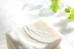 自然素材の石鹸