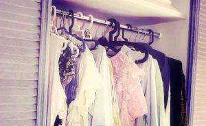 衣服選びのイメージ